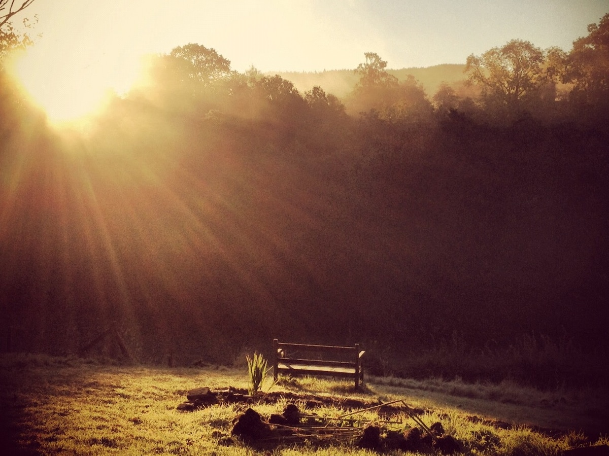 Cosy Retreat in Idyllic Countryside