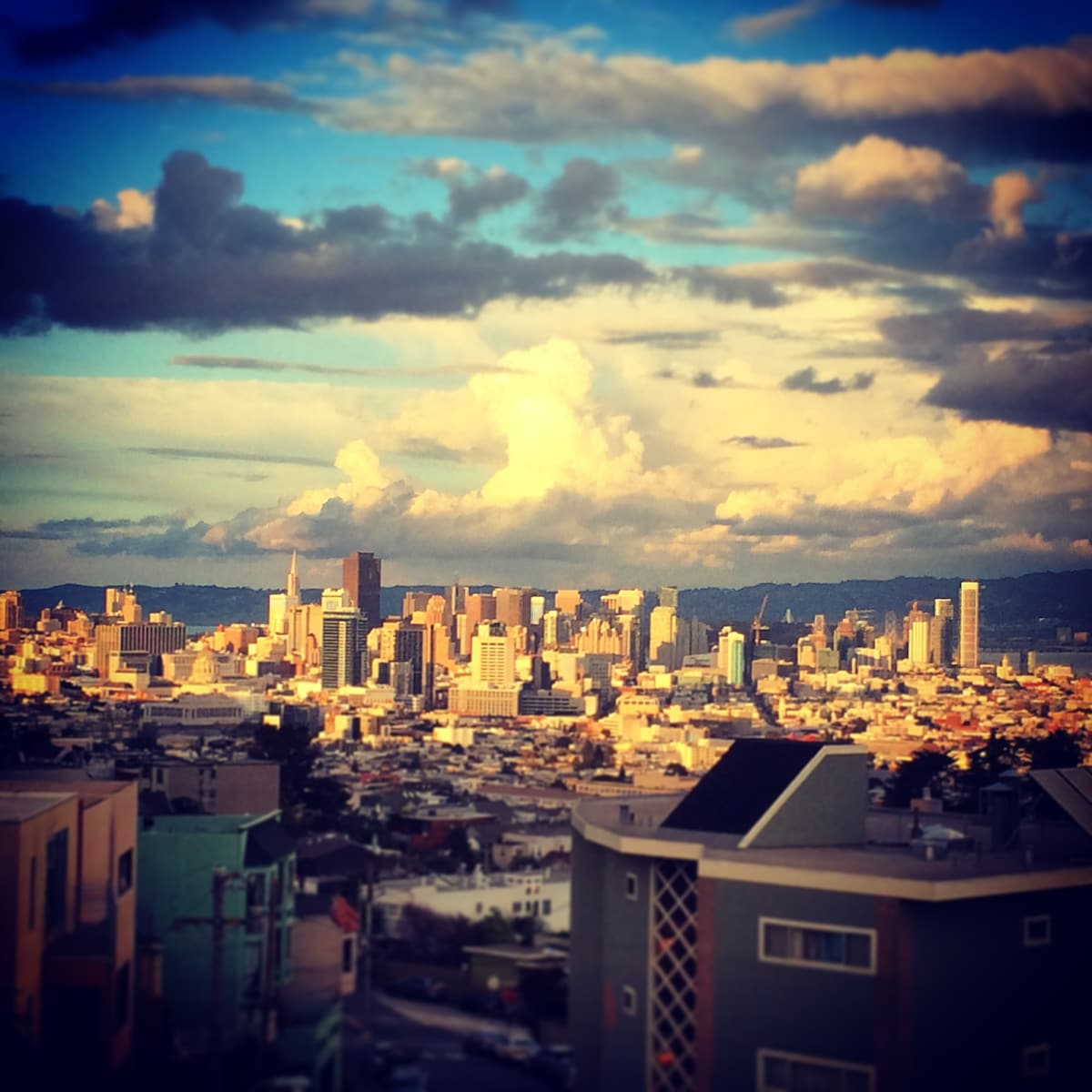 Noe Valley Apt - Best Views in SF!