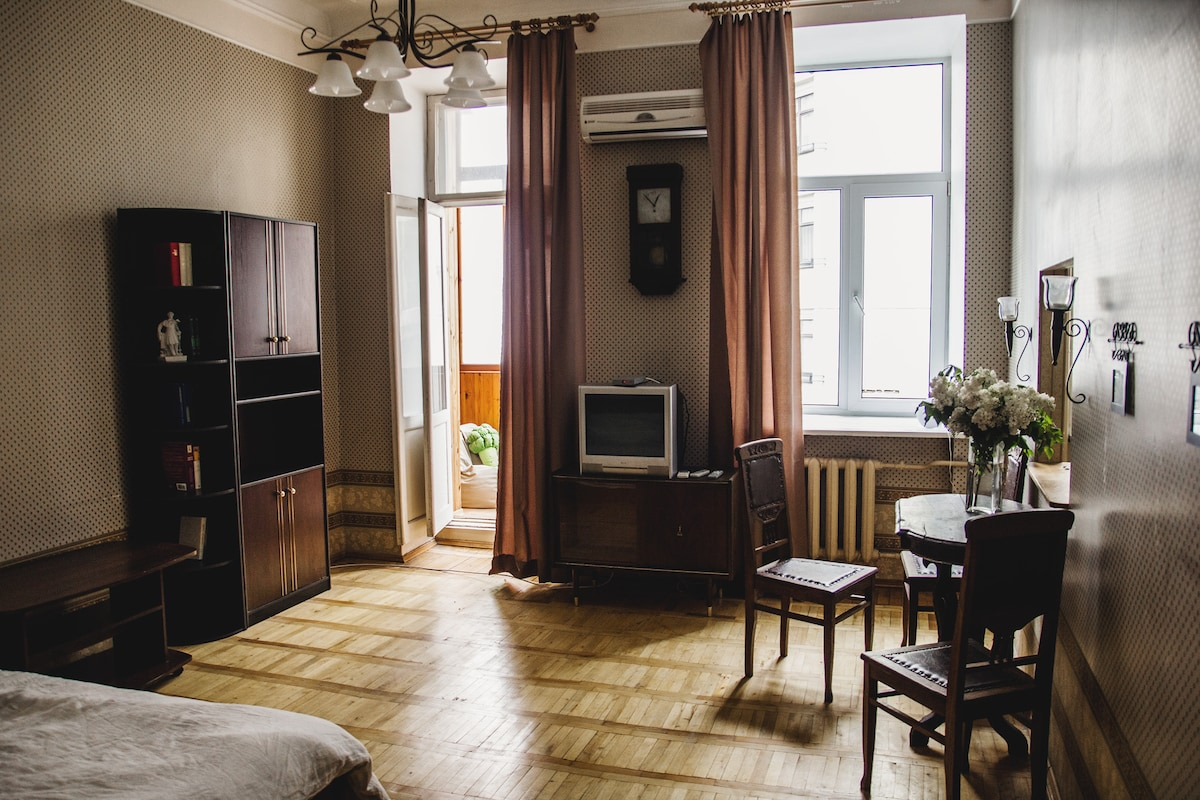Cosy Flat in Historic Part of Kyiv