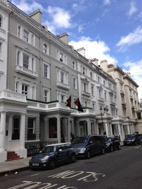 One bedroom apartment in South Ken