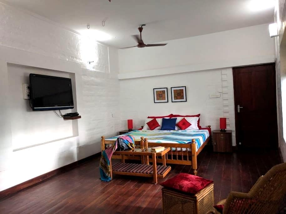 Cozy Haven - Ernakulam - 아파트