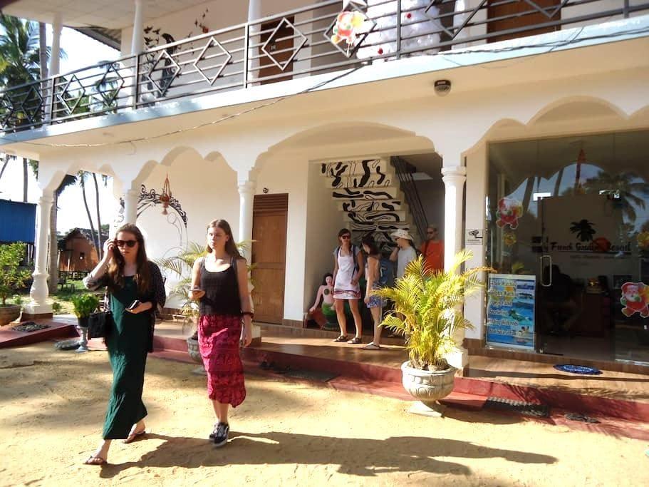 French Garden Resort - Trincomalee
