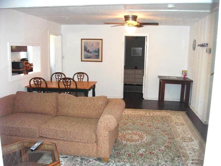 Apartment easy drive to Annapolis, Baltimore & DC - Edgewater - Appartamento