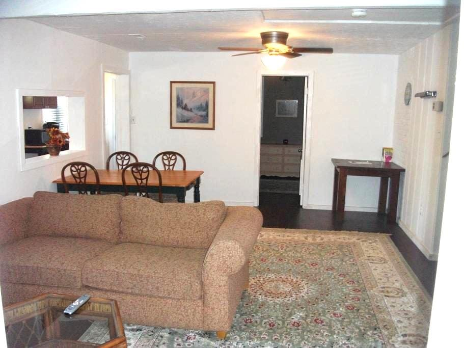 Apartment easy drive to Annapolis, Baltimore & DC - Edgewater - Appartement