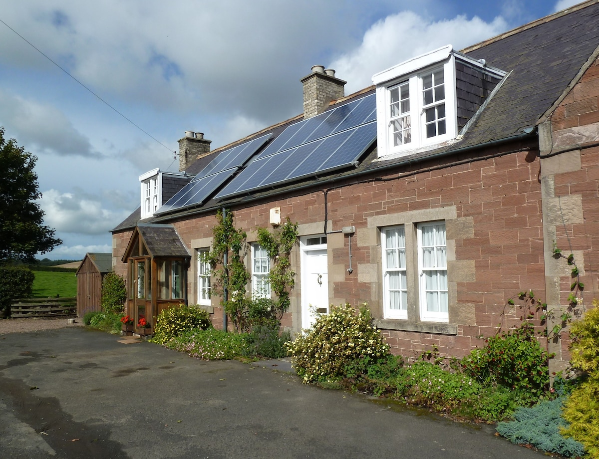 Cottage B&B in the Scottish Borders