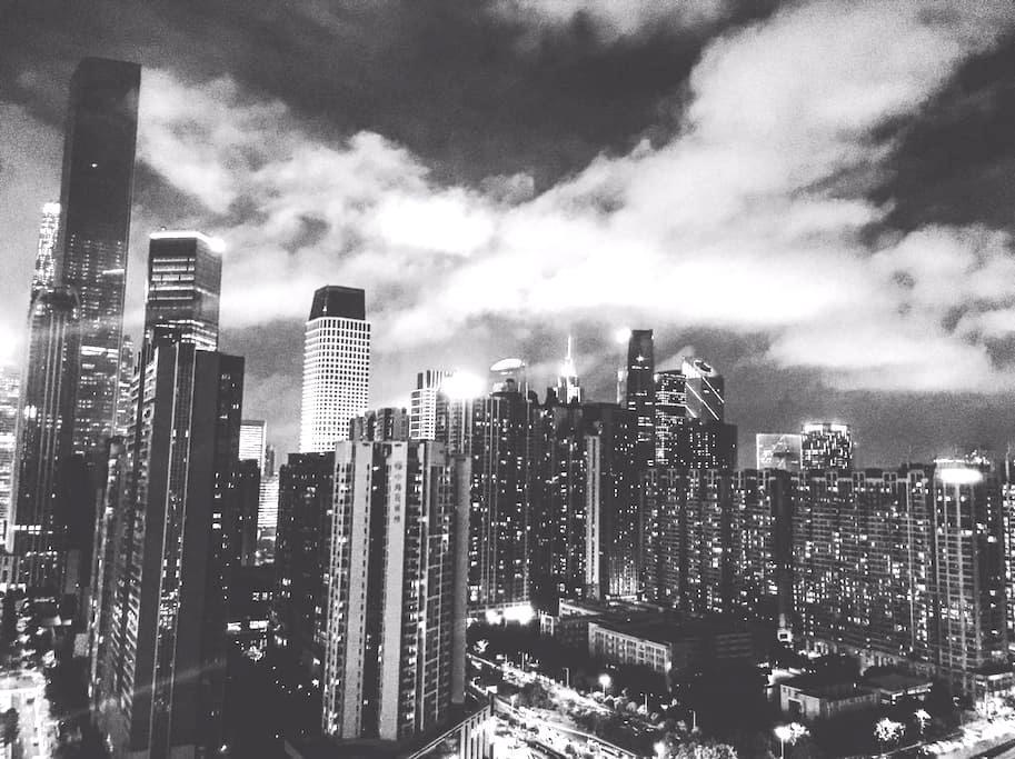 隐藏在CBD闹市中的温馨单人房  A single room in the city centre - Guangzhou Shi