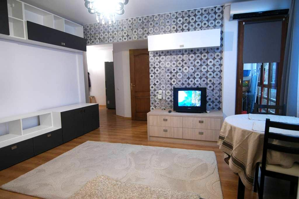 Alina's modern and intimate place - București - Apartmen