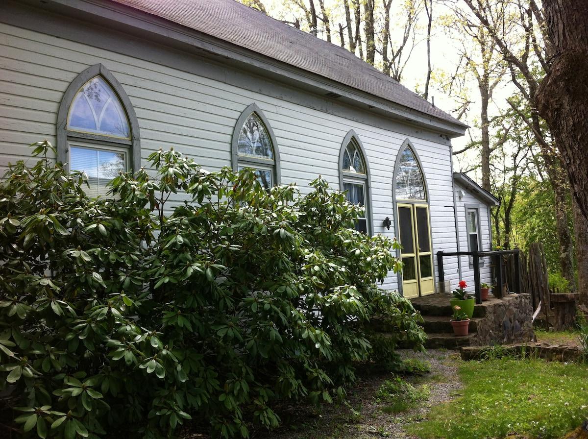 Shenandoah Mt. Church/Artist Estate
