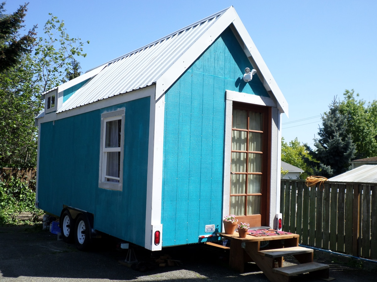 Tiny house in Wallingford