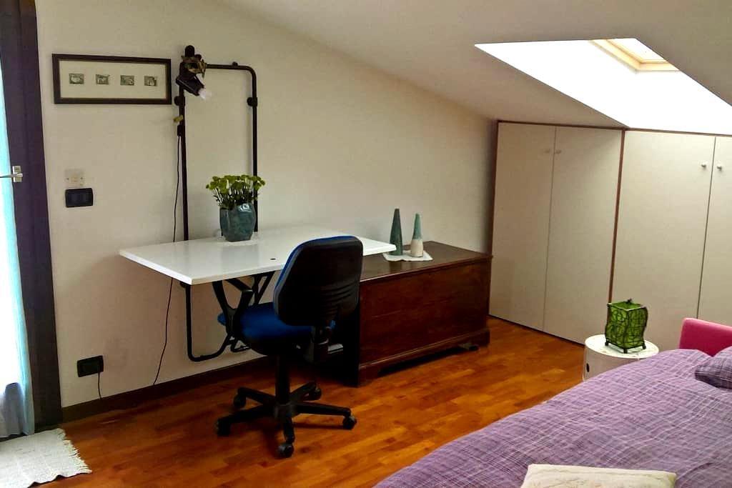 Stanza privata - possibile aggiunta divano letto - Ceggia - Casa