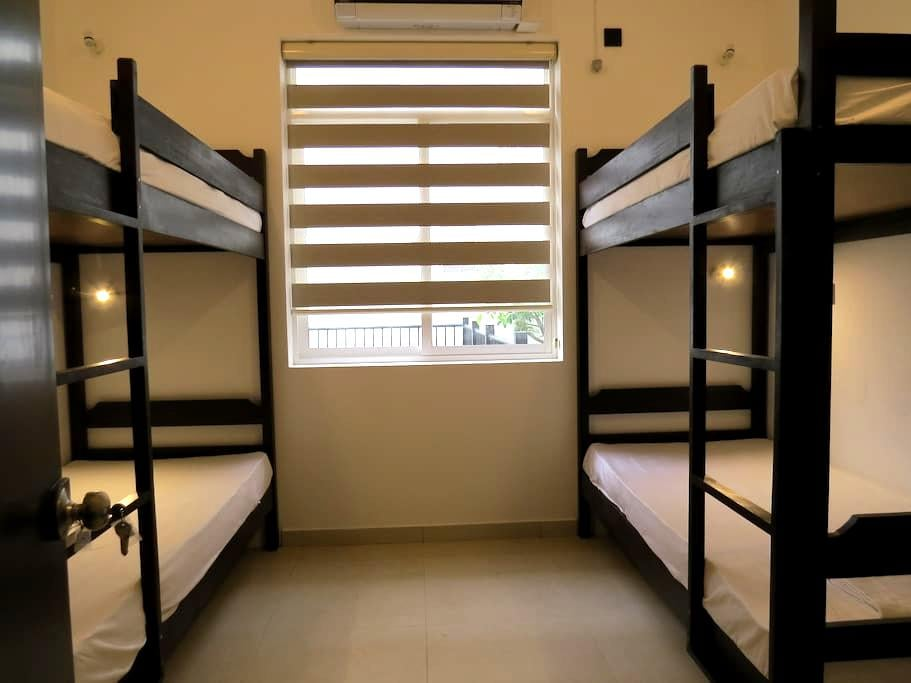 Chapelton House - Dormitory 01 - Colombo - Dormitorio compartido