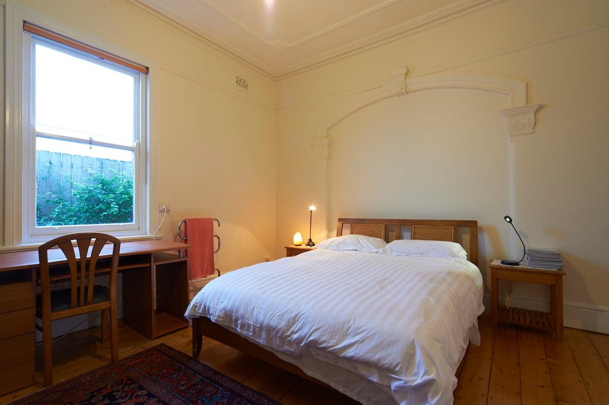 Two bedrooms in Bondi Beach house