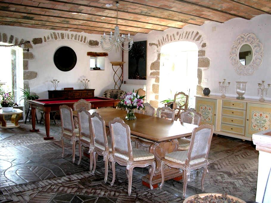 Chambres d'Hôtes de La Meriseraie - Olliergues