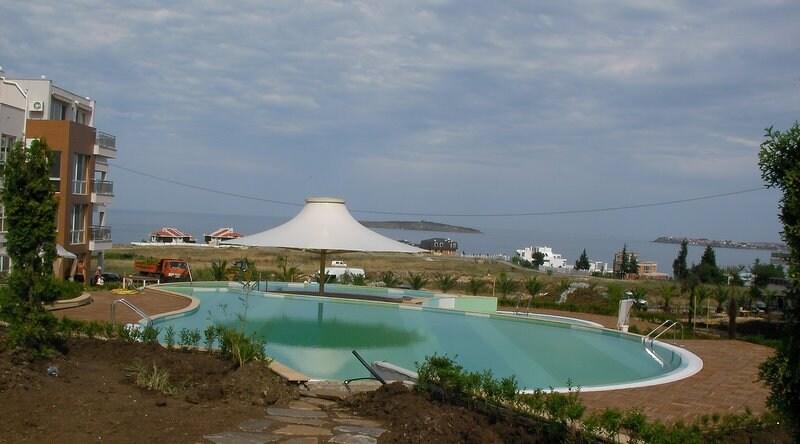 Sea view penthouse near Sozopol