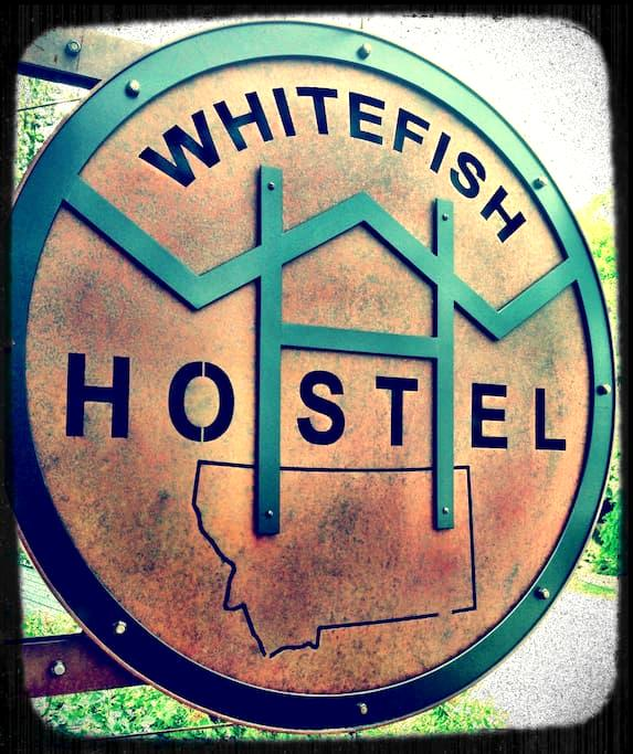 Cozy and Clean Hostel, Bed #2 - Whitefish - Slaapzaal