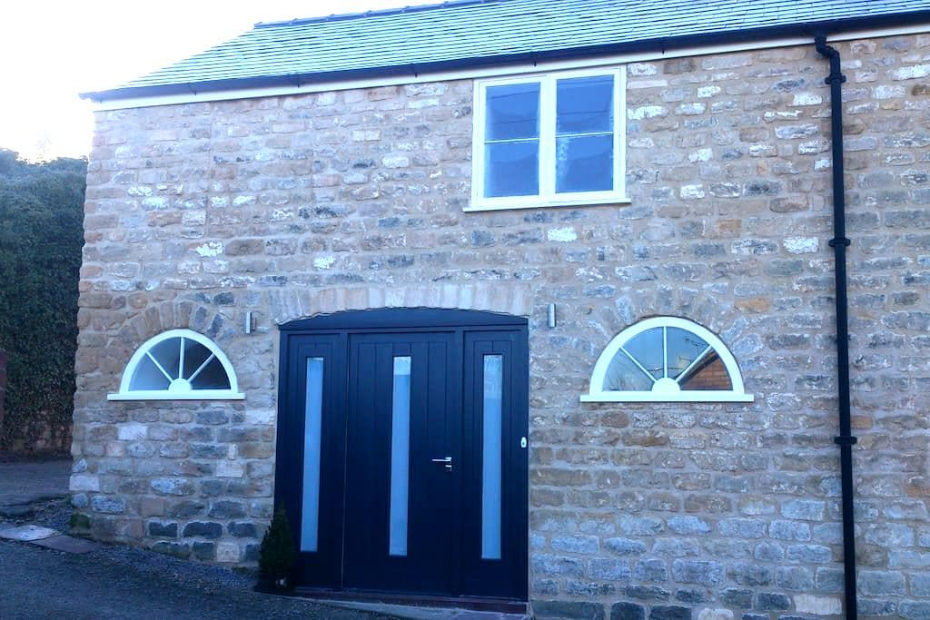 Lovingly restored, warm Coach house - Dursley - Hus