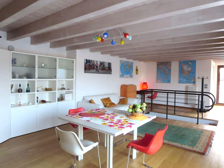 Prosecco valley,loft near Venice - Conegliano