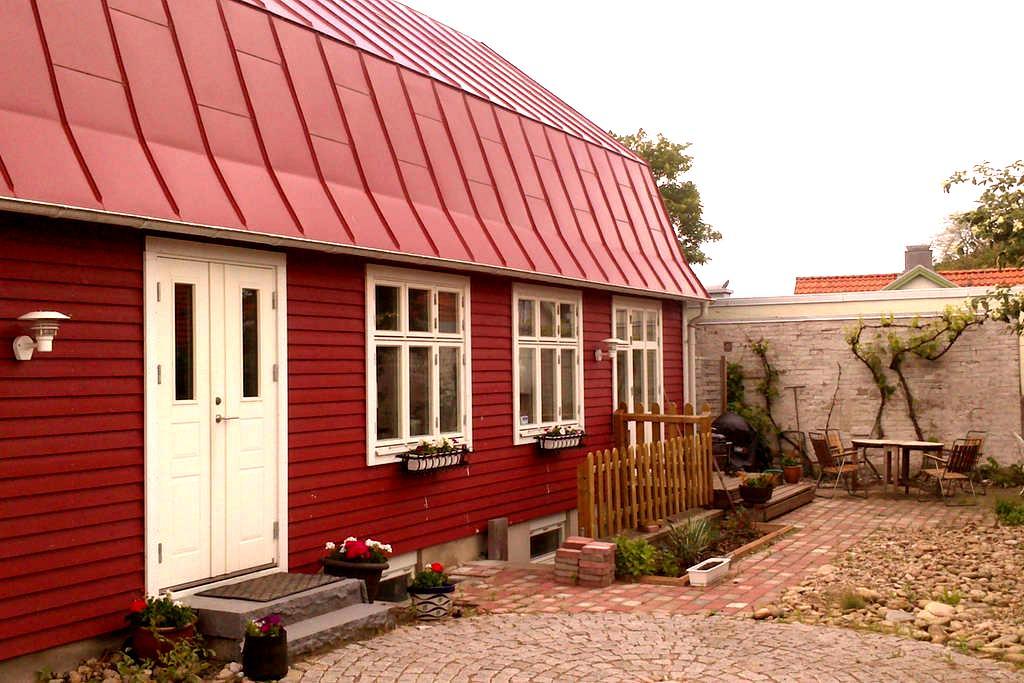 Centralt i Båstad - Båstad