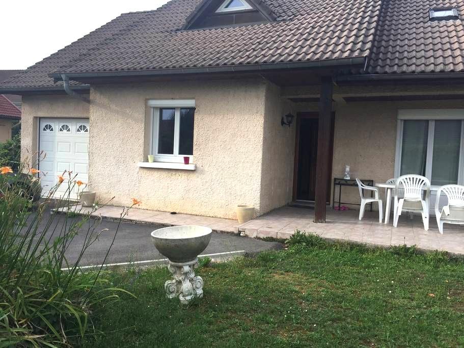 Belle maison au coeur du Jura - Champagnole - Hus