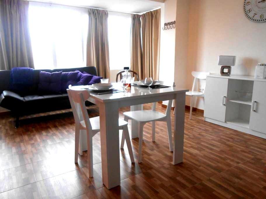Acogedor apartamento con vistas. - Monachil - Loft
