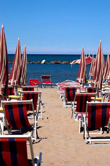 Appartamento sul mare -  San Benedetto del Tronto - San Benedetto del Tronto