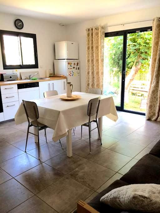 New apartment bright and cosy - Portiragnes - Villa