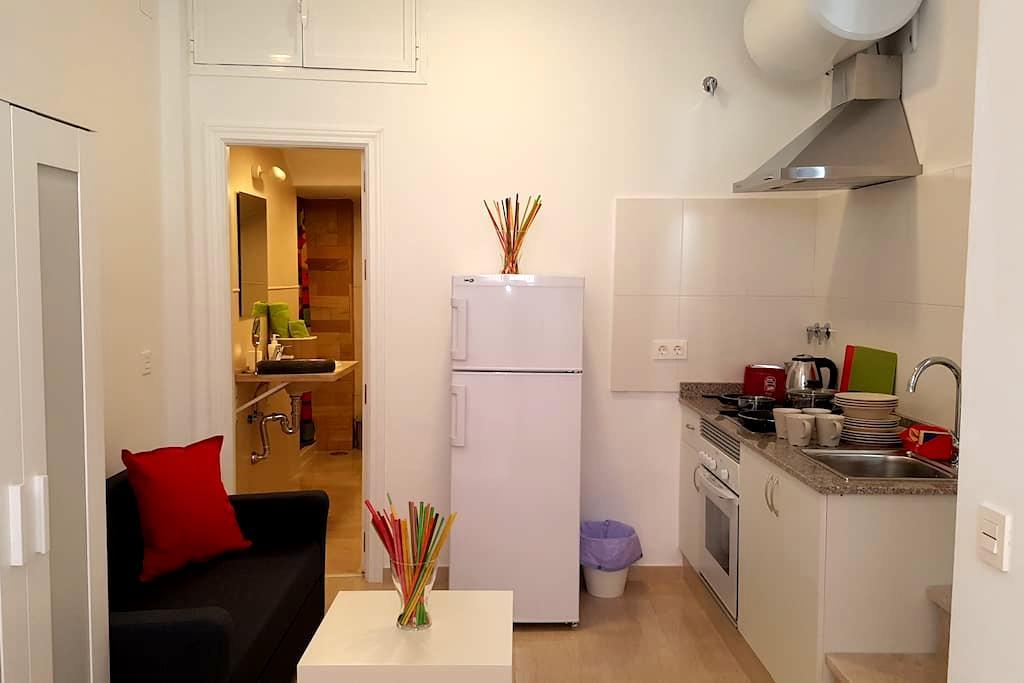 ESTUDIO--- CENTRO MALAGA - Málaga - Apto. en complejo residencial