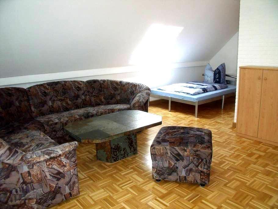 Zimmer Calberlah (Jelpke) - Calberlah - Дом