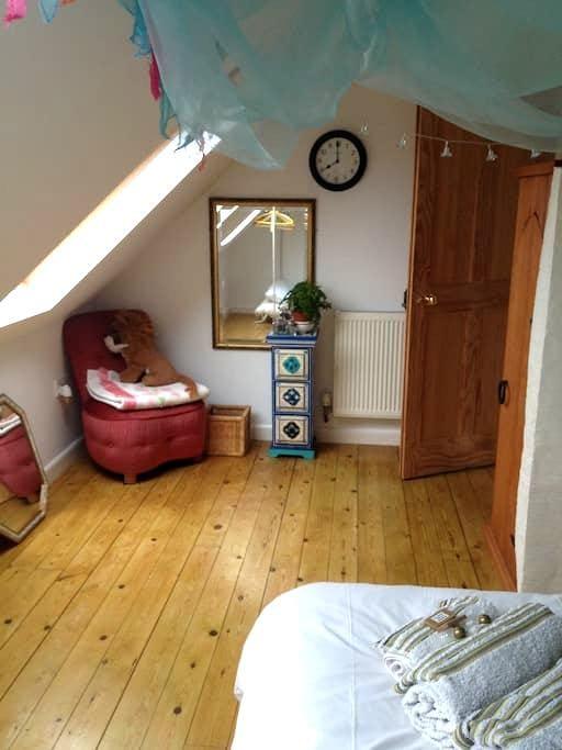 Perfectly peaceful village hideaway - Rockbourne - Haus