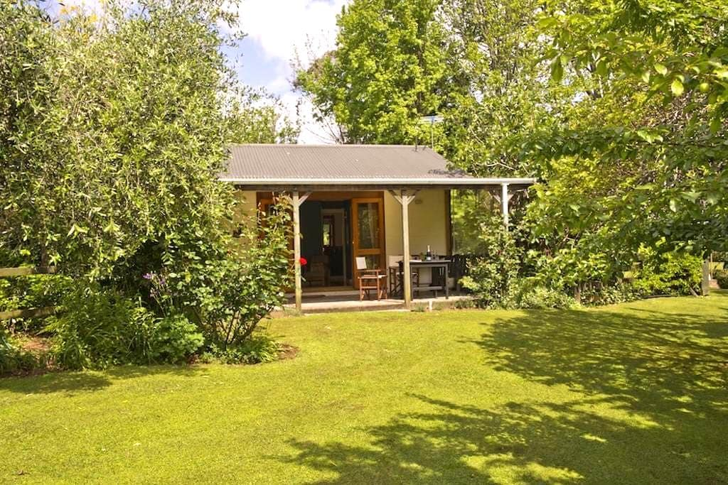 Mercury Orchard - Fig Tree Cottage - Whenuakite - Chalet