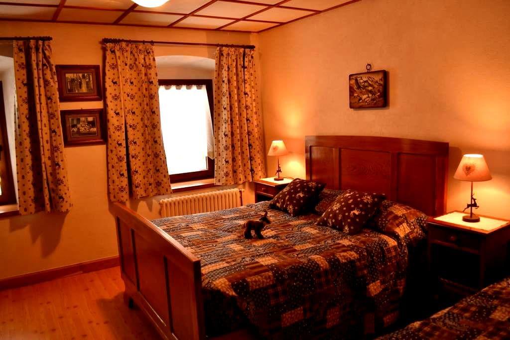 Apartment Ciesa la Verda Sottoguda - Rocca Pietore - Leilighet