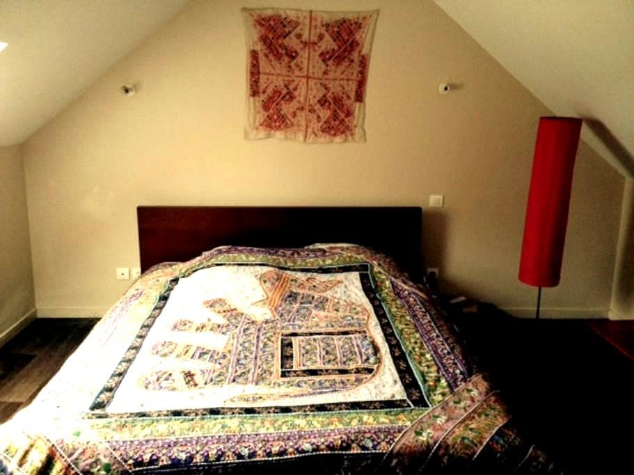 Chambre proche Etretat - Saint-Jouin-Bruneval - Huis