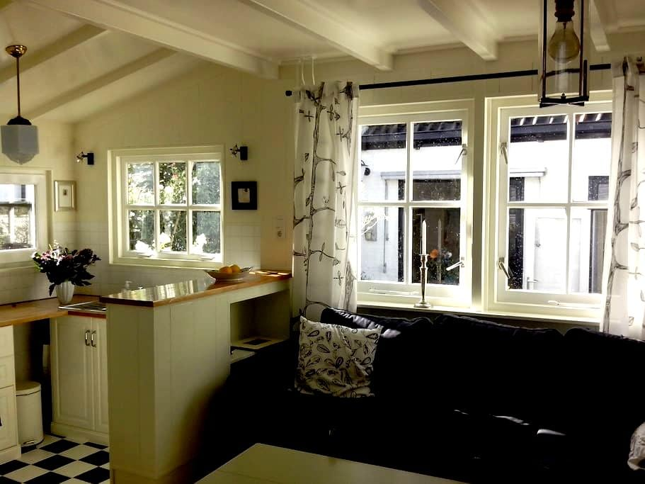 Garden cottage near Amsterdam! - Edam