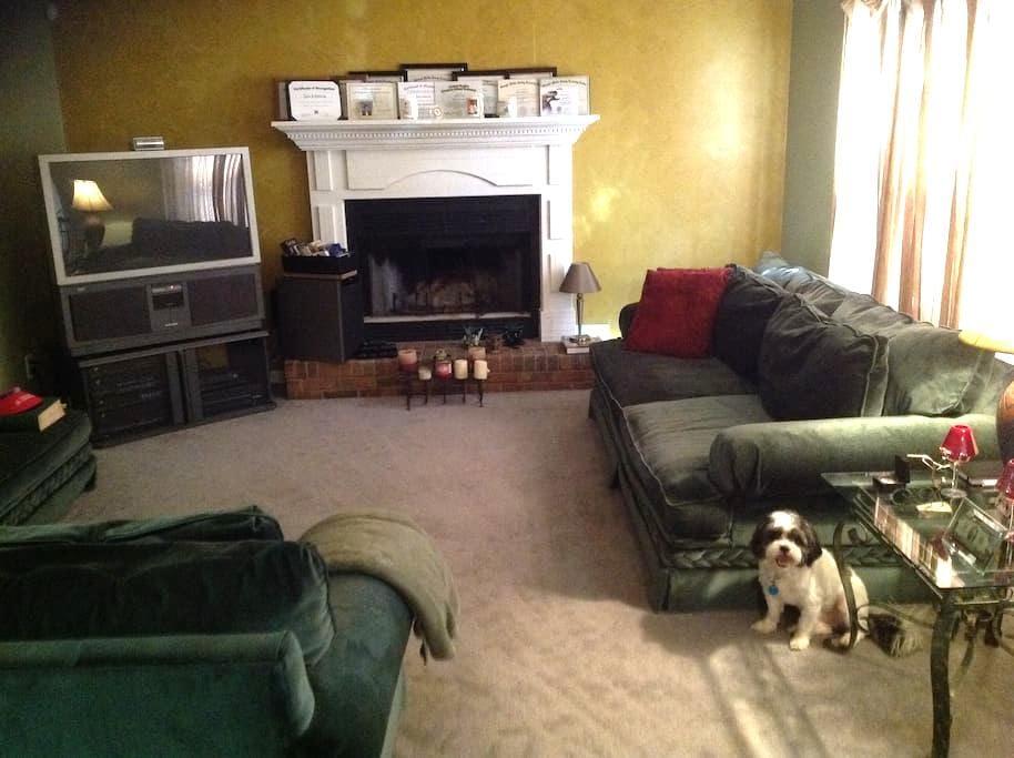 S. ATL house cozy & spacious - Jonesboro
