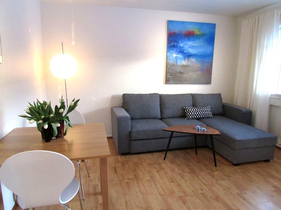 Cozy apartment near city center  - Reikiavik - Departamento