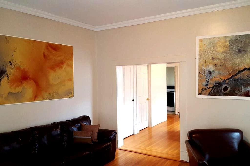 Furnished Apt 1 Block From Downtown - Corning - Byt
