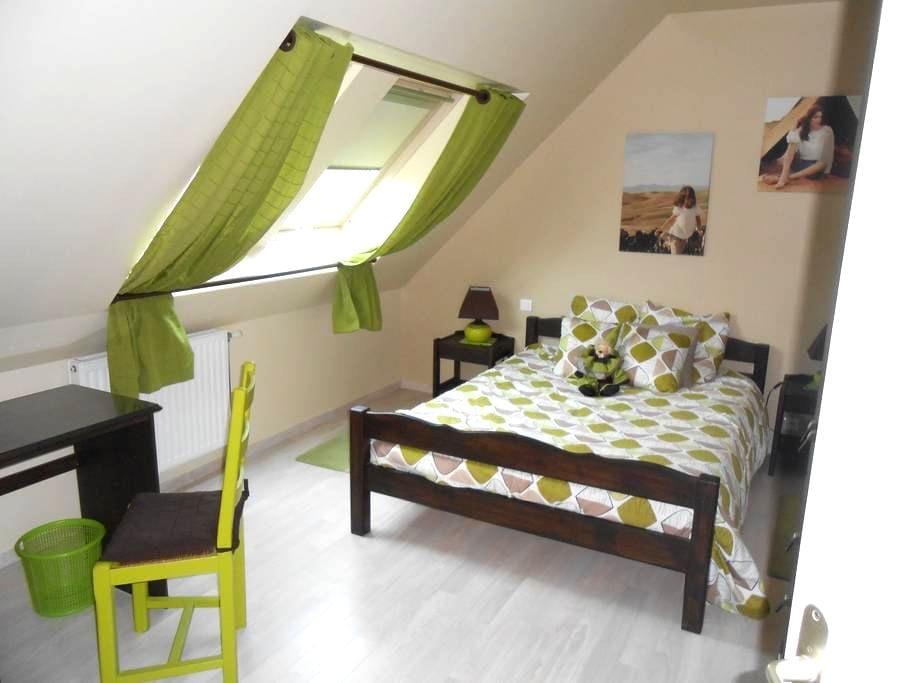 le bonheur du confort , convivialité, campagne - Coulaines - Guesthouse