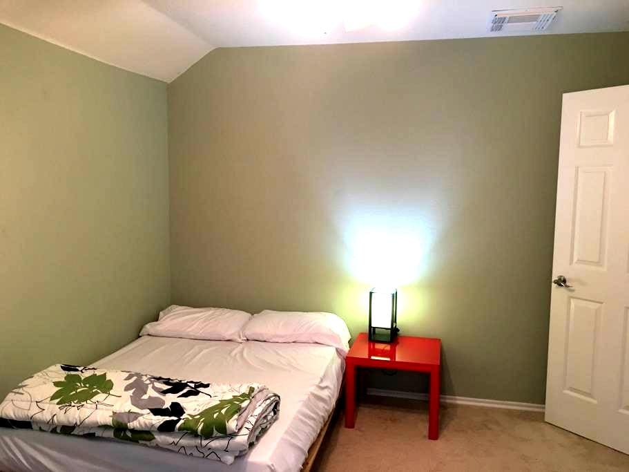 Cozy room near Katy Mills - Richmond - Casa