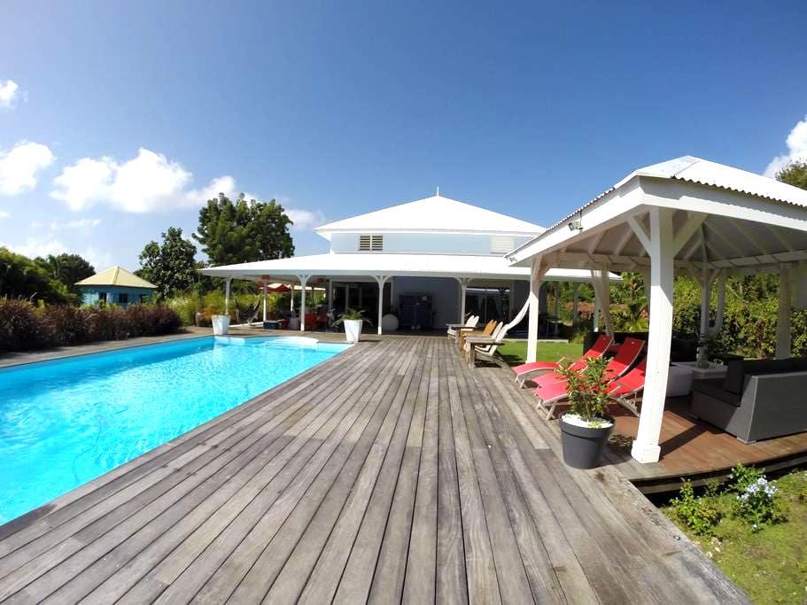 Villa Antigua 8 pers. luxe - Saint-Francois