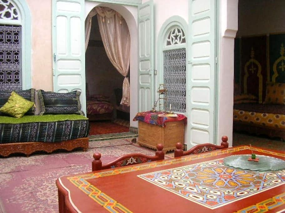 maison traditionnelle - Meknes - Dom