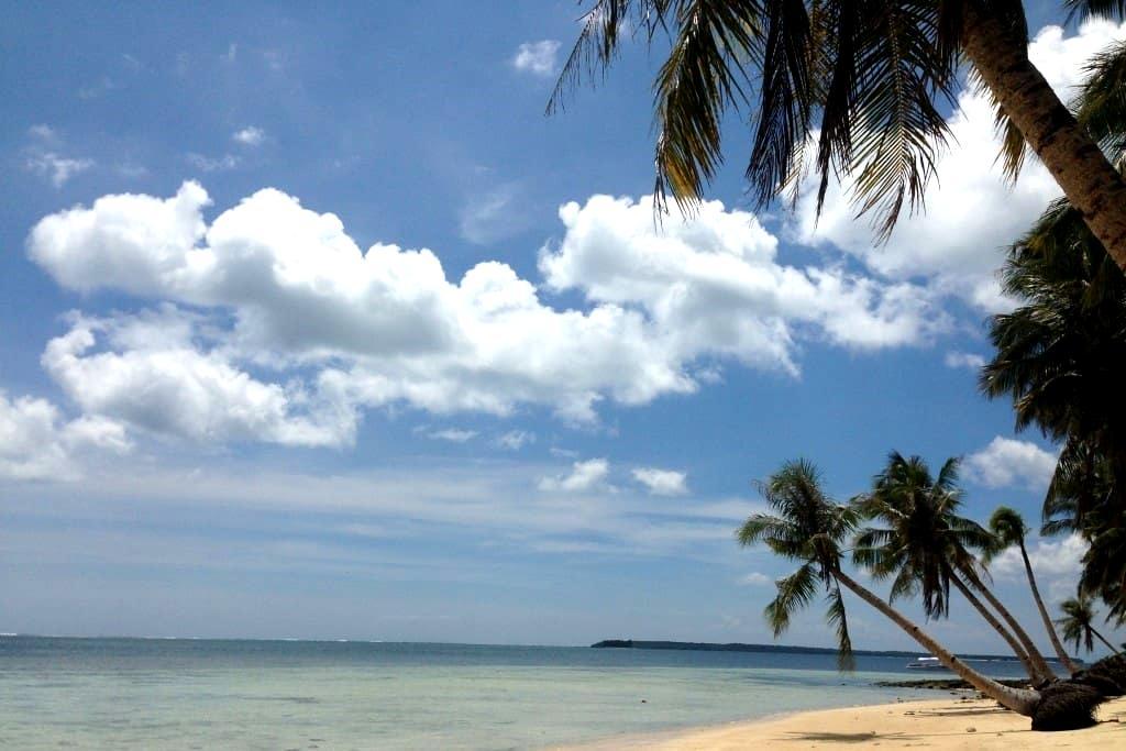 Apartment - Prime location 1 min walk to beach - General Luna - Apartament