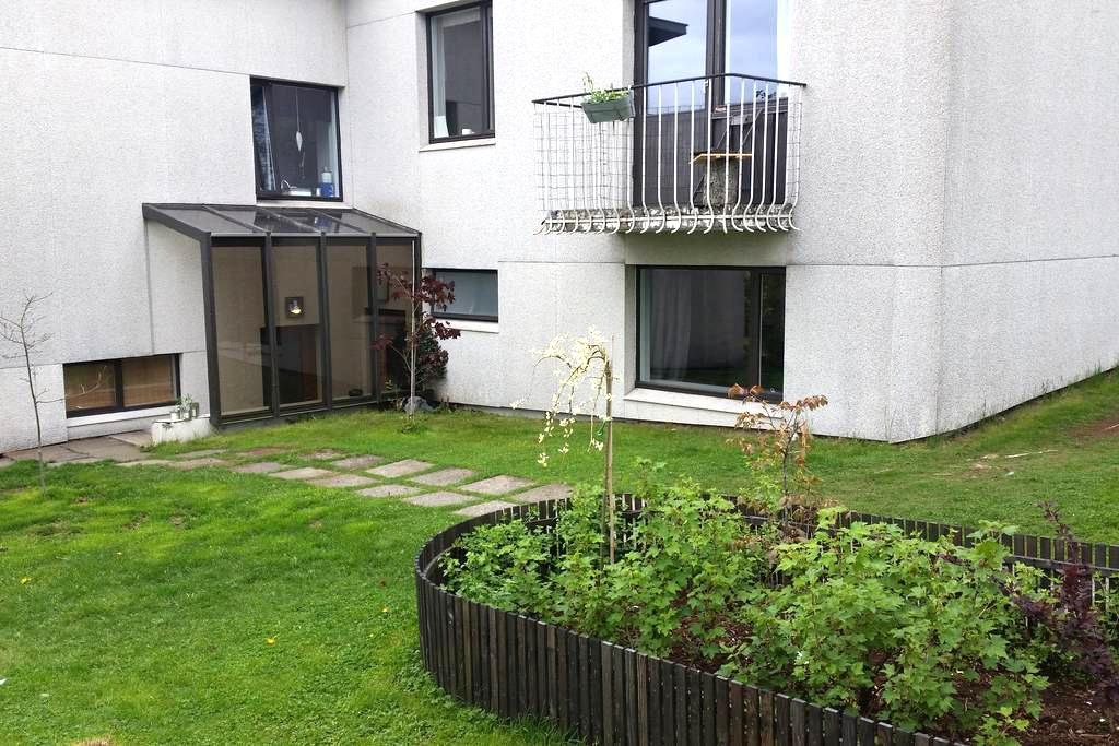 Cozy apartment 15 min from Reykjavik center - Kópavogur - Apartment