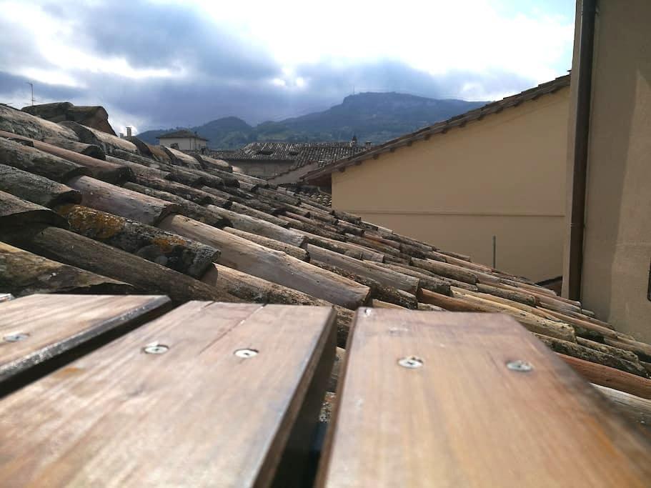 Dimora nel centro storico di Ascoli Piceno - Ascoli Piceno - Lejlighed