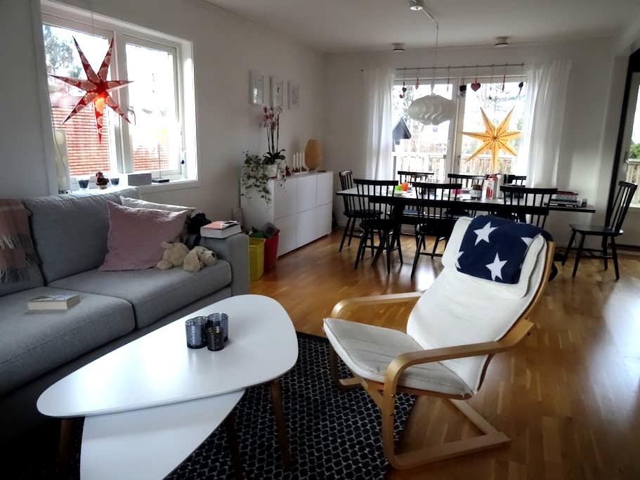 Familjevänlig villa nära havet, - Kalmar - Villa