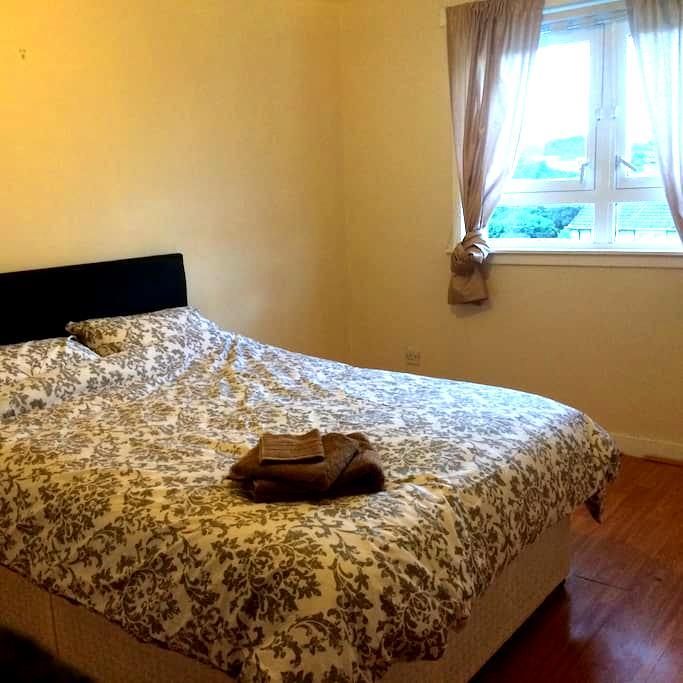 Glasgow friendly short stay accommodation R.2 - Rutherglen