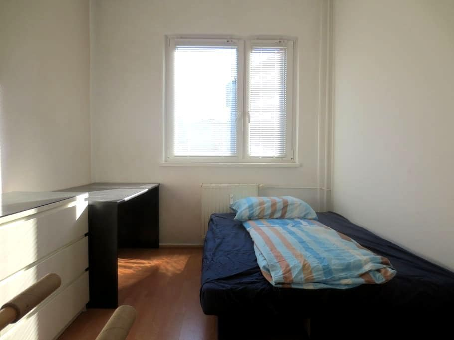 Gästezimmer gleich beim Wedding - Berlin - Apartament