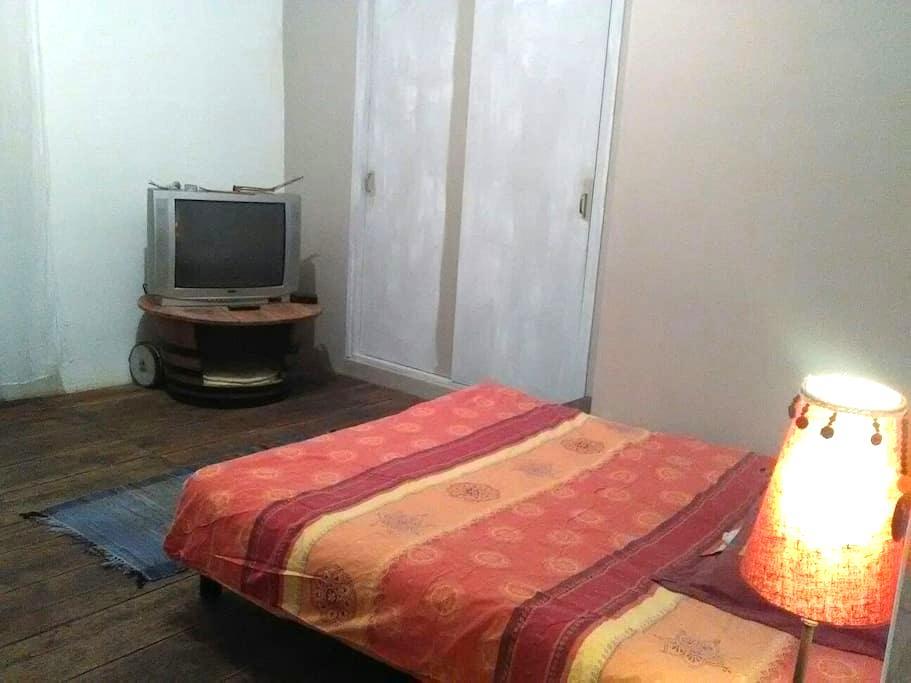 Chambre agréable dans joli village - Sainte-Colombe-sur-l'Hers - Haus