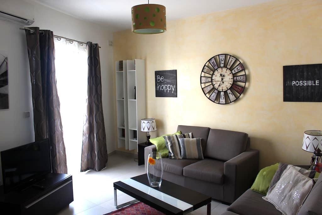 Comfy Duplex Apartment - Il-Mellieħa - Appartement