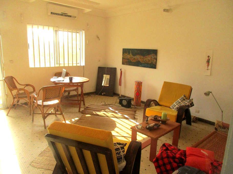 Chez Pierre, Haie Vive, Expat Viertel Cotonou - Cotonou