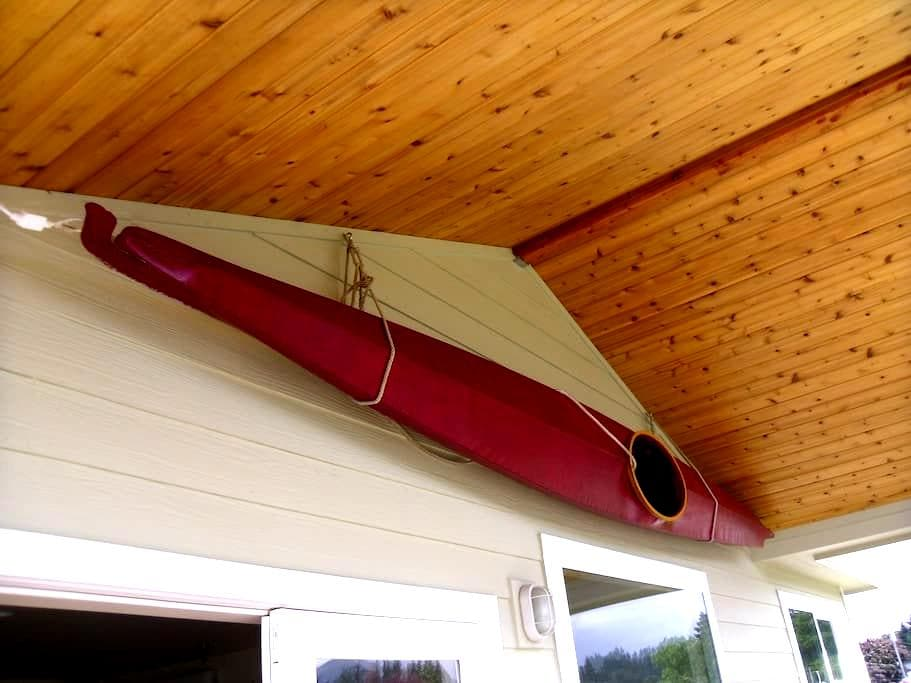 """Kayak House"" - Mtn View - Near Town & Waterfront! - Port Angeles - Dům"